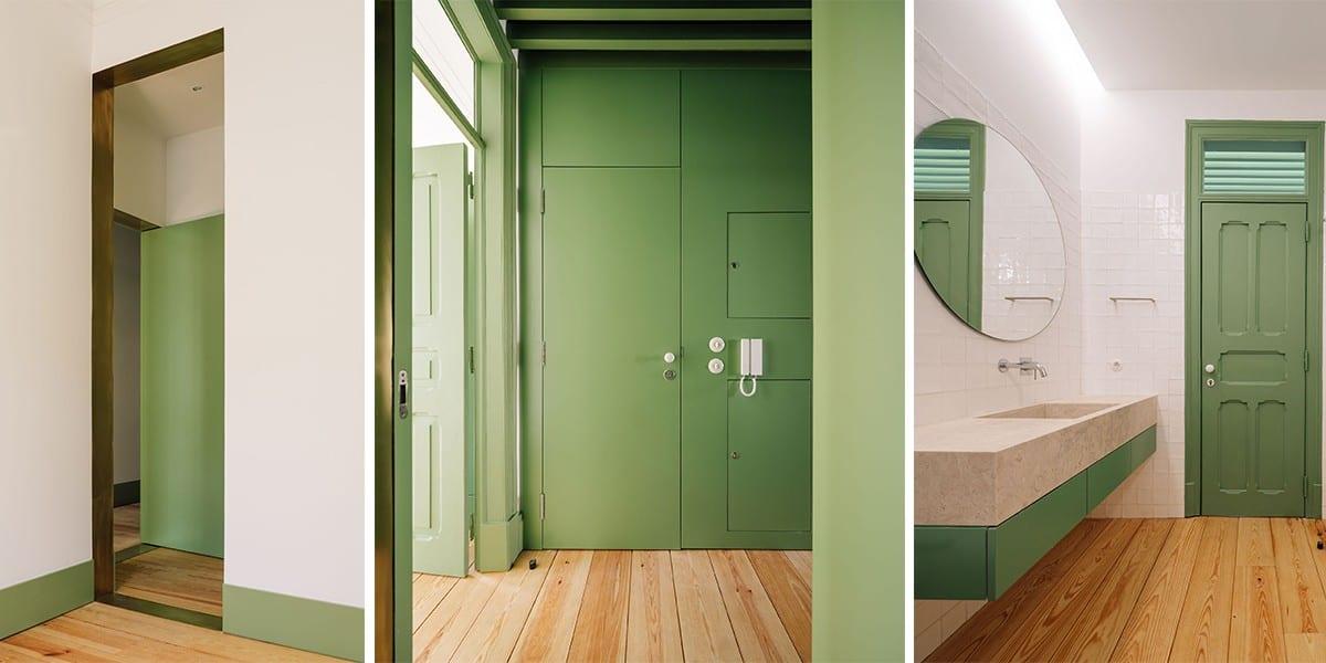 ירוק ועגול בליסבון